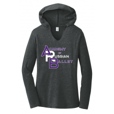 Acad of Russian Ballet 2019 Triblend Hoodie Shirt