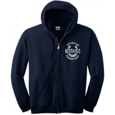 Antietam 2017 Full-Zip Hoodie Navy
