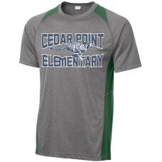Cedar Point 2018 Wicking T-Shirt