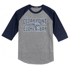 Cedar Point 2018 Baseball Shirt