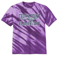 Cedar Point 2018 Spirit TyeDye