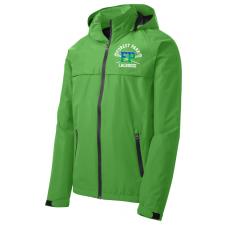 FP Lax 2018 Green Waterproof Jacket