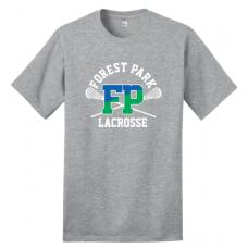FP Lax 2018 Grey Spirit T-Shirt
