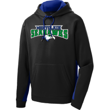 Montclair Seahawks 2018 Performance Hoodie