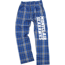 Montclair Seahawks 2018 Flannel Pants