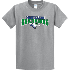 Montclair Seahawks 2018 Grey T-Shirt