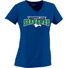 Montclair Seahawks 2018 Ladies Performance Shirt
