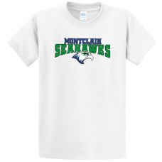 Montclair Seahawks 2018 White T-Shirt